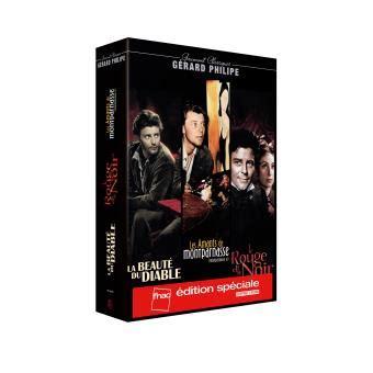 coffret rene clair coffret g 233 rard philipe 3 films edition sp 233 ciale fnac dvd