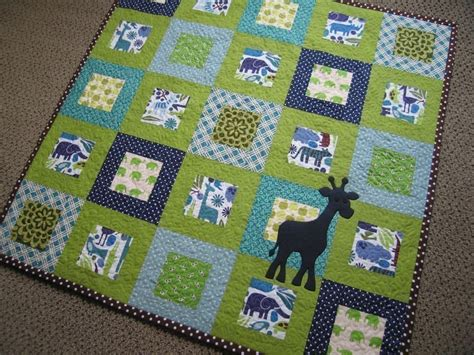 quilt pattern for baby boy the red kiwi