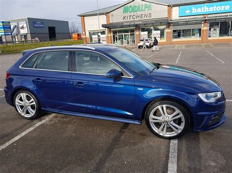 Audi A3 8v Forum by My A3 2 0 Tdi S Line Audi A3 8v Forum Audi Owners