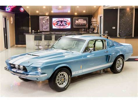 1967 Ford Mustang For Sale On Classiccars 1967 Ford Mustang Fastback Shelby Gt500 Recreation For Sale Classiccars Cc 955392