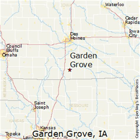 Garden Grove Iowa Map Best Places To Live In Garden Grove Iowa
