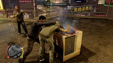 sleeping dogs ps4 sleeping dogs definitive edition ps4 review high def digest