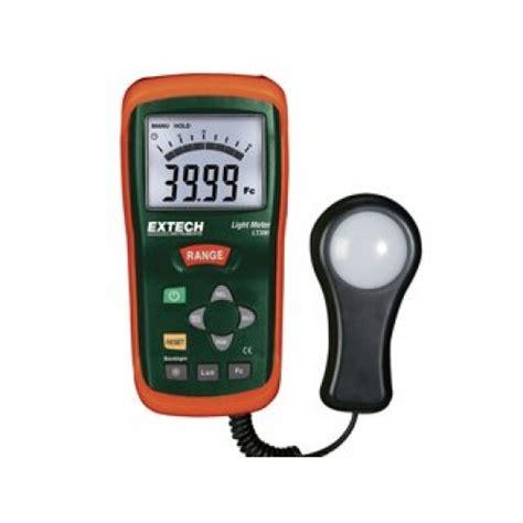 Meters In A Light Year by Extech Digital Analog Display Light Meter Lt300