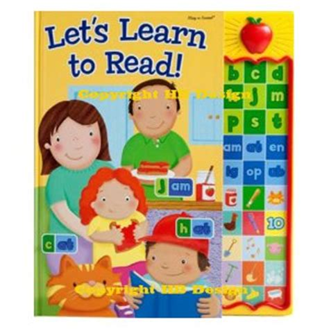barrington learns to read books let s learn to read play and learn interactive sound book