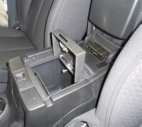 Are Jeeps Safe For Console Vault Jeep Wrangler Floor Console 2011 2015 Gs1044