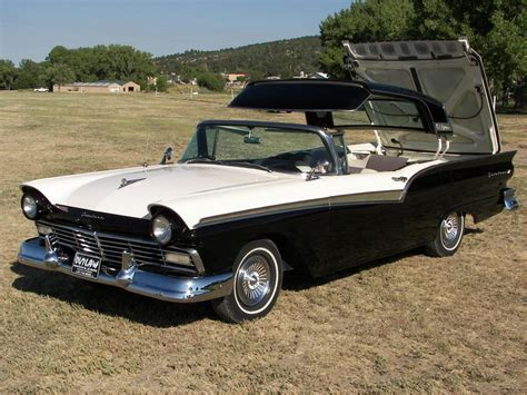 1957 Ford Skyliner 1957 Ford Skyliner Retractable 93433