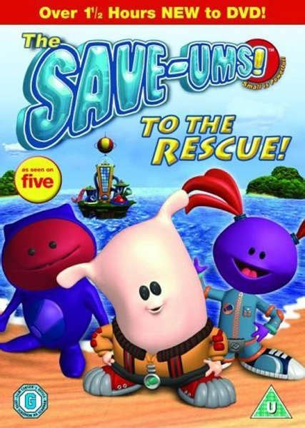 Toaster Offers The Save Ums To The Rescue Dvd Zavvi Com