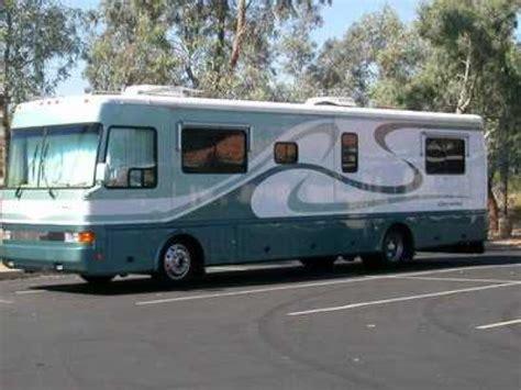 Leather Sofa Tucson Recreational Vehicles Diesel Pusher Motorhomes 1999 Beaver