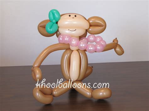 balloon animals monkey www imgkid com the image kid has it