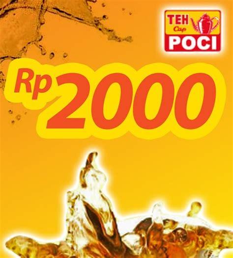 Franchise Teh Poci franchise teh poci muda dan berbahaya