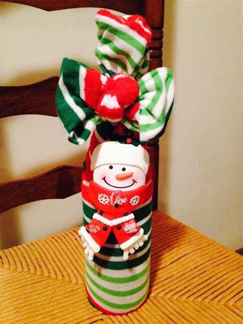 1000 images about sock gift ideas on pinterest bottle