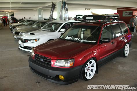 Really Liking This Slammed Forester Too Oh God I Think I