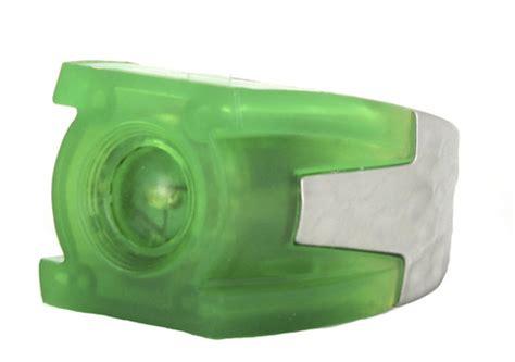 How To Make A Paper Green Lantern Ring - yesanime green lantern replica light up ring