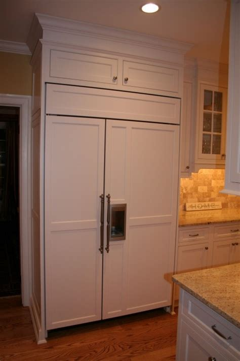 kitchen cabinets refrigerator panels 37 best images about appliance panels on pinterest