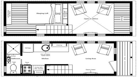 tinyhouse plans modern tiny house floor plans home floor plans tiny houses