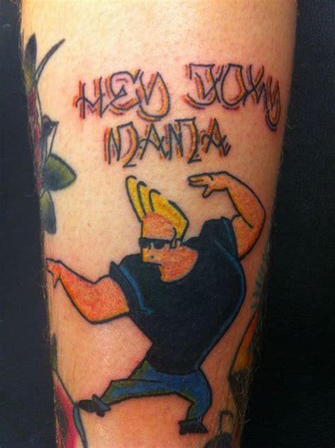 cartoon network tattoo sleeve 19 cartoon network tattoos that border on epic smosh