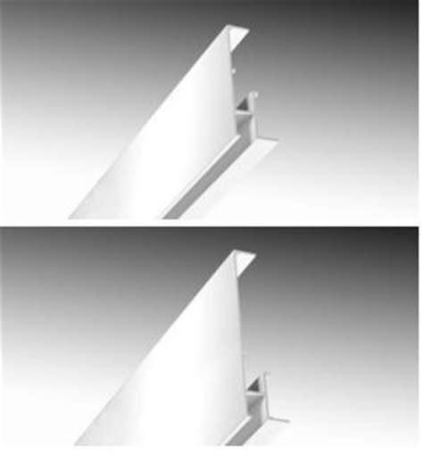 Ceiling Edge Trim Infinity R Reveal Edge Perimeter Trim For Suspended