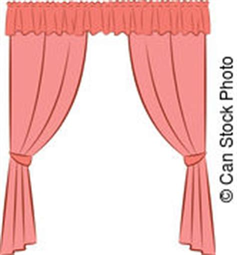 Bedroom Curtains Clipart Curtains Stock Illustration Images 41 345 Curtains