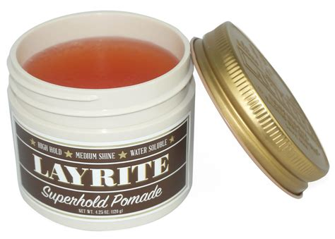 Pomade Layrite Cement choose your layrite pomade original strong hold