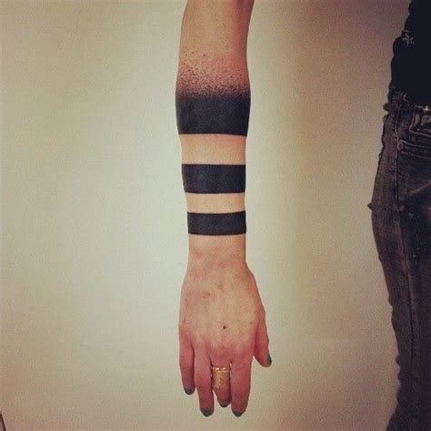 pinterest tattoo armband 20 amazing solid armband tattoos 1 tattoos pinterest