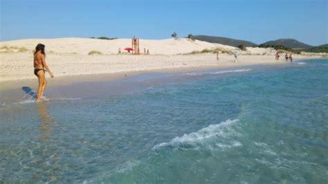le dune porto pino dune di porto pino picture of spiaggia porto pino sant
