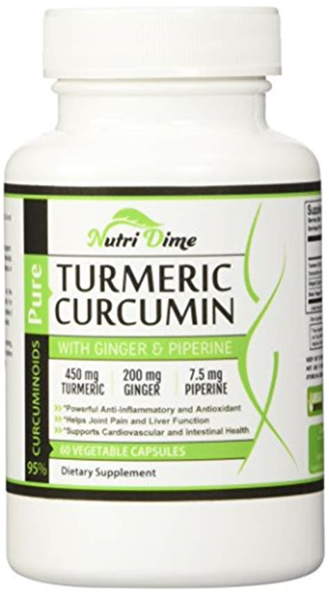 Ayurvedic Liver Detox With Turmeric by Turmeric Curcumin Capsules 60 Organic Pills With