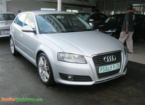 Audi Used Cars South Africa by 2009 Audi A3 Used Car For Sale In Johannesburg City