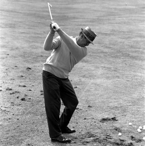 arnold palmer golf swing classic old school golf pics thread golf talk the sand