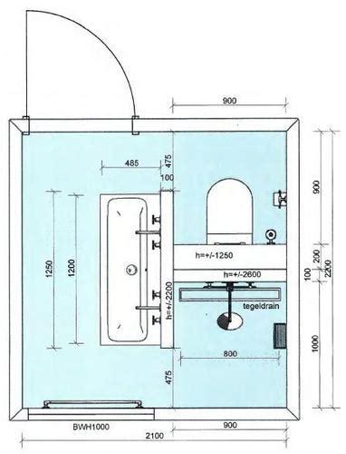 sketchup layout op schaal badkamer tekenen op schaal free home with badkamer