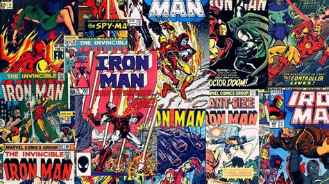 collage of marvel and dc characters hd wallpaper and comics collage iron wallpaper