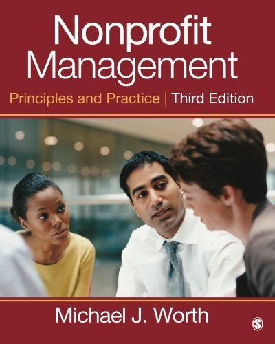 Management Principles And Practices Pdf For Mba by Pdf Epub Nonprofit Management Principles And