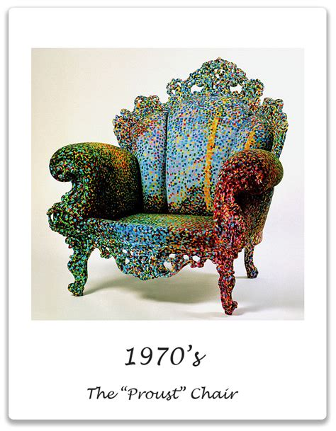 poltrona di proust 1970s the proust chair xena barlow