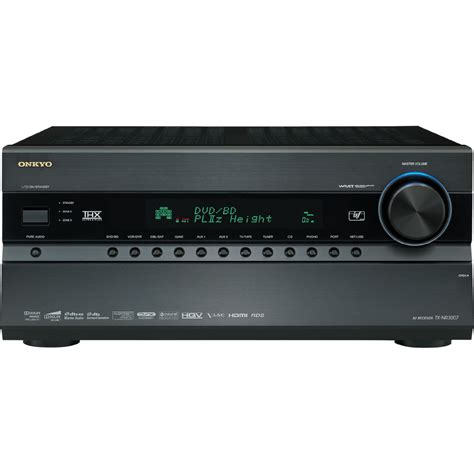 Home Theater Receiver onkyo tx nr3007 9 2 channel home theater receiver tx nr3007 b h