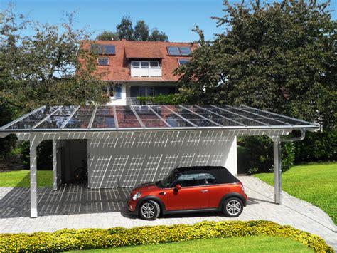 solarterrassen carportwerk gmbh paneles solares ventajas de instalarlos en casa