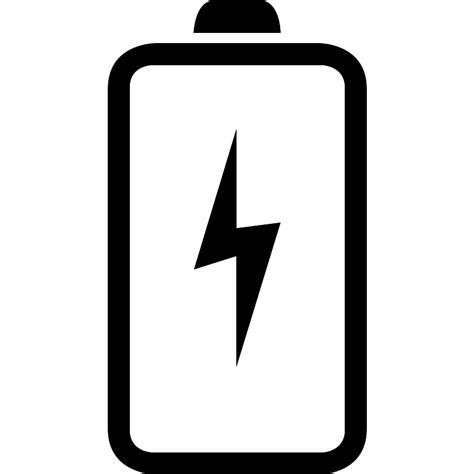 battery  bolt  interface icons