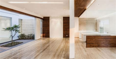 a sleek modern home with indian sensibilities and an a sleek modern home with indian sensibilities and an