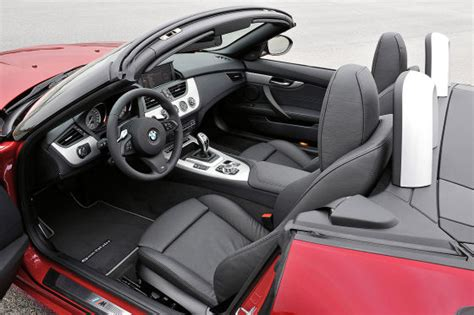Fu Matten Auto Test by Bmw Z4 Sdrive 35is Autobild De
