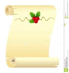 christmas scroll stock vector image of abstract decor