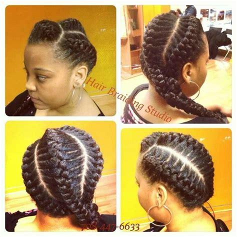 goddess braids three 3 goddess braids hair pinterest goddess braids