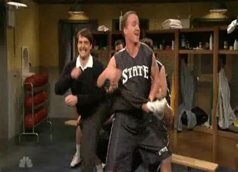Peyton Manning Saturday Night Live Locker Room | peyton manning on saturday night live 2007 season 32