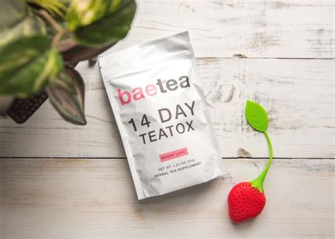 Positive Effects Of Detox Tea by Review A Thorough Honest Look At Baetea 14 Day Teatox