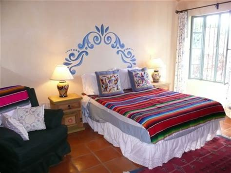 mexican bedroom the beauty of a mexican style bedroom interior design
