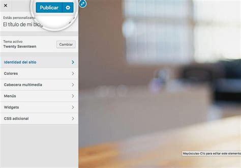 tutorial wordpress modificar plantilla tutorial sobre c 243 mo personalizar tus plantillas de wordpress