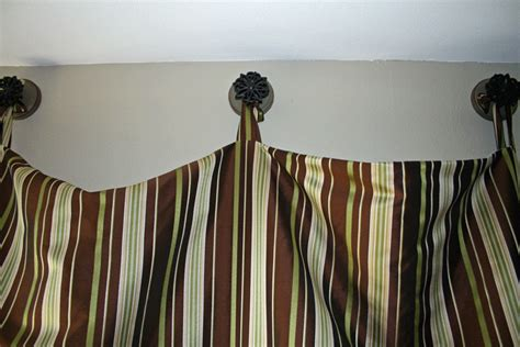 alternative curtain rods our embellished life alternative to a curtain rod