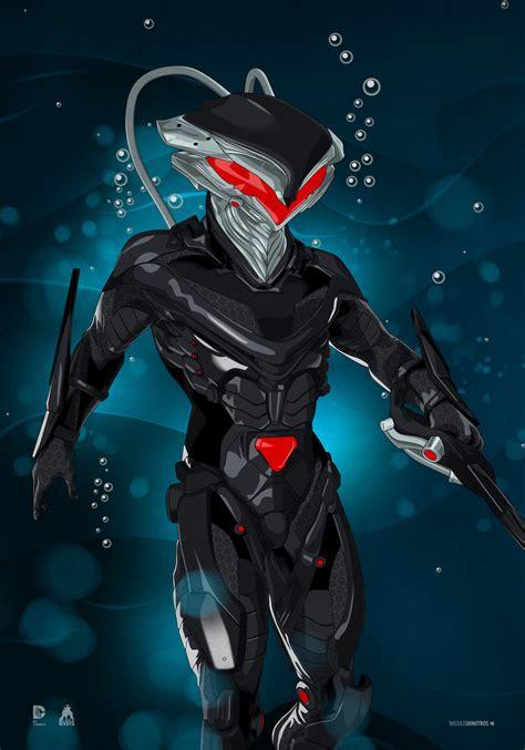 black manta in the upcoming aquaman movie do you think black manta