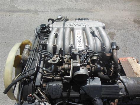 1995 Toyota 4runner Engine Moteurs Et Transmissions Jdm 1989 1995 Toyota 4runner 3