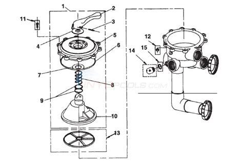 jandy valve parts diagram jandy side mount valve de sm20 2 parts inyopools