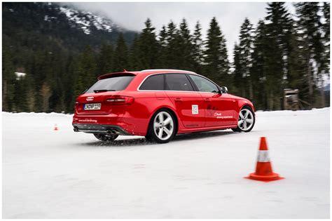 Fahrtraining Audi by Audi Driving Experience Fahrspa 223 Auf Eis Trendlupe