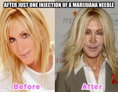 Injecting Marijuanas Meme - inject marijuana memes
