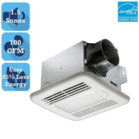 humidity sensing bathroom fan with light humidity sensing bath fans bathroom exhaust fans the home